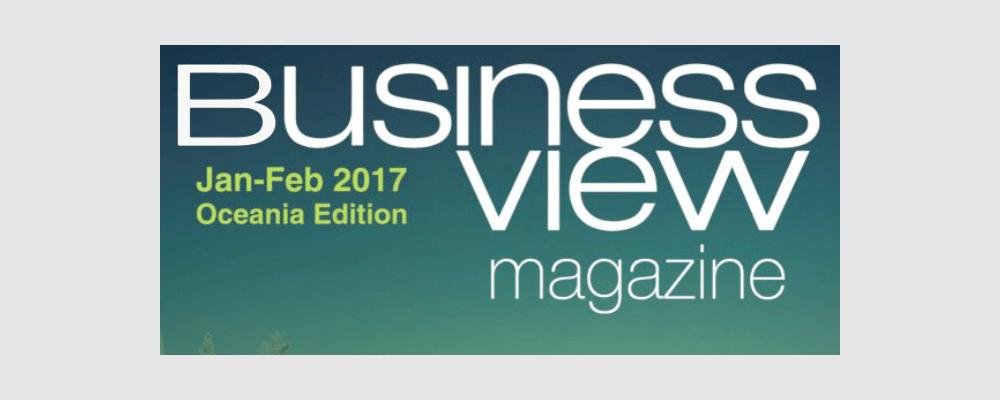 Business View Magazine – January 2017