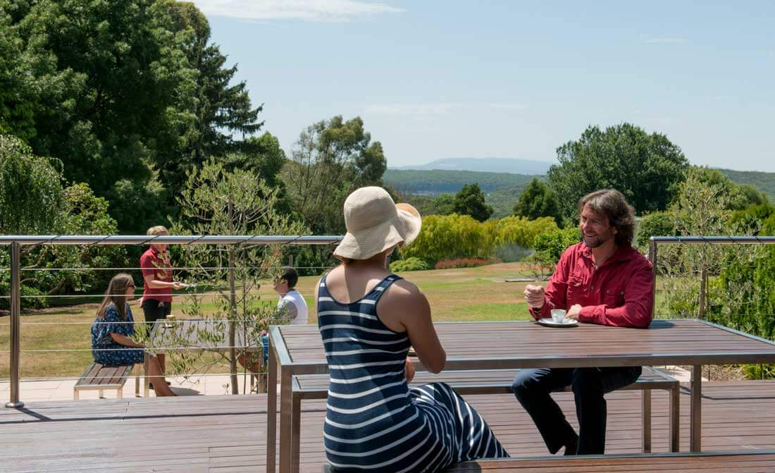 bed and breakfast Dandenong Ranges