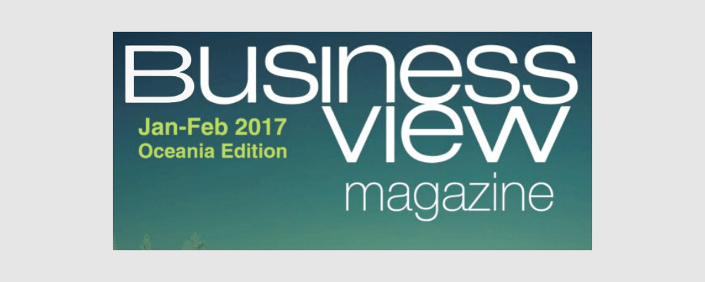 Business View Magazine – January 2017