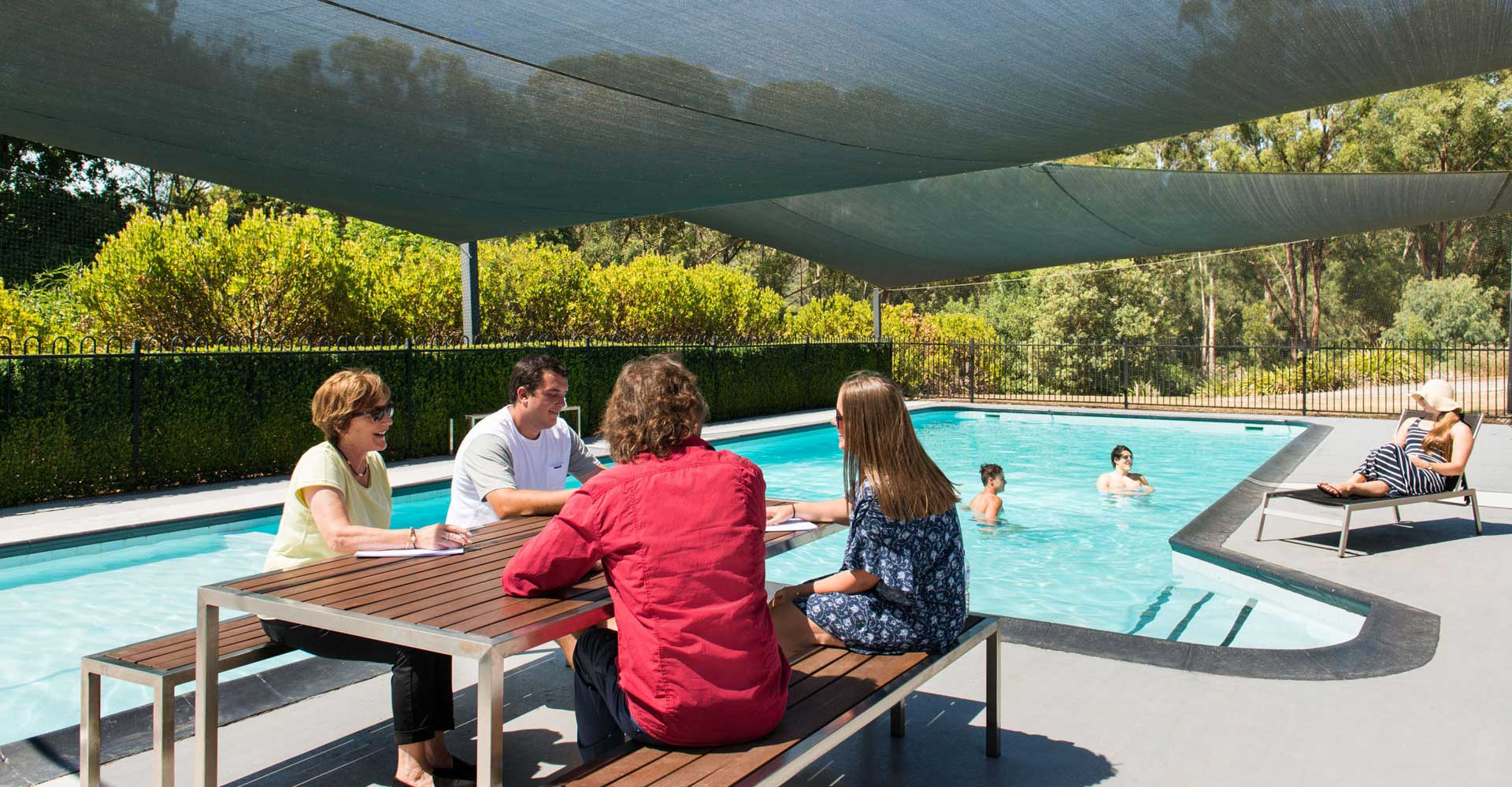 group accommodation victoria